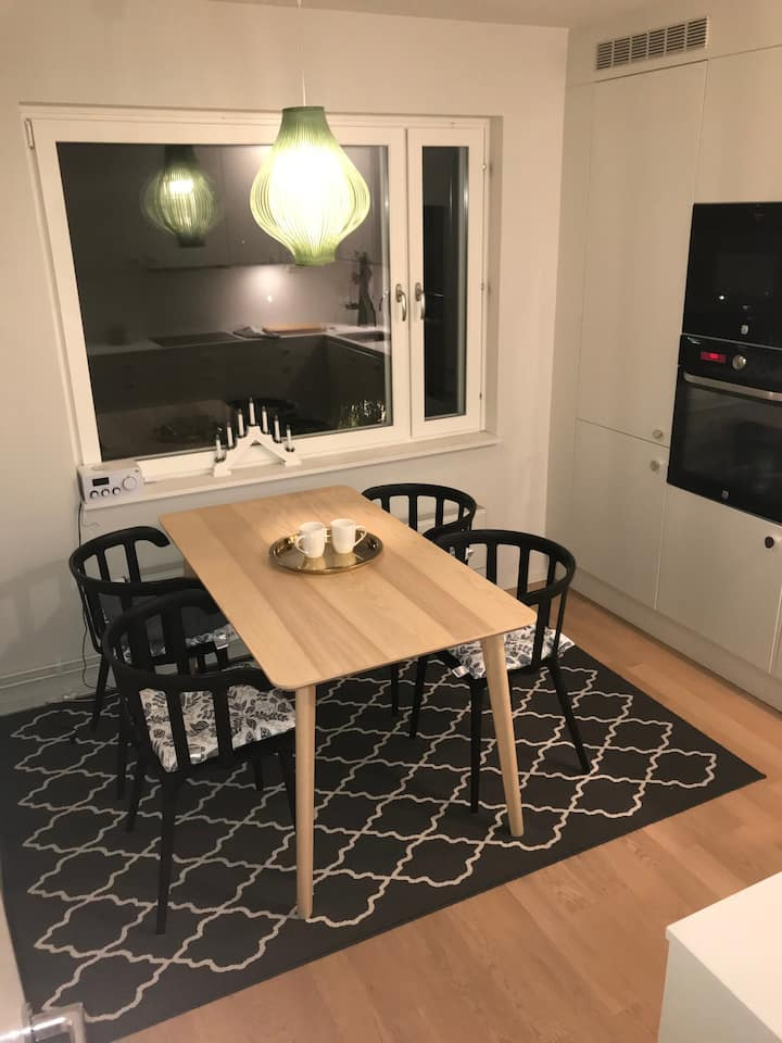Beautiful apartment in the central of Stockholm