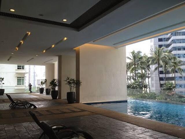 Luxury Premium Soho KLCC; BINJAI