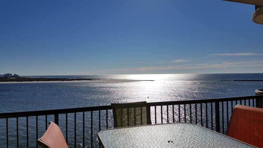 Orange Beach Ocean Front Condo-PANORAMIC VIEWS! - Орандж-Бич - Кондоминиум