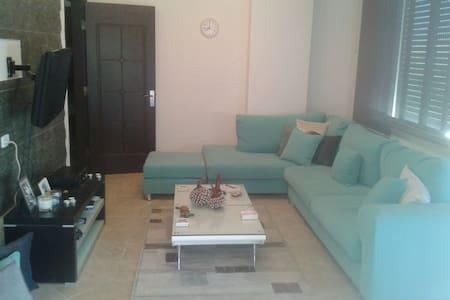 Modern & Spacious 2BR apartment - Amman