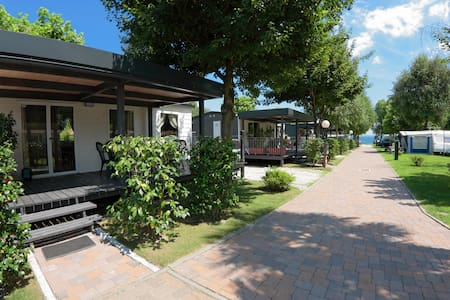 Camping Holiday Chalet - Feriolo