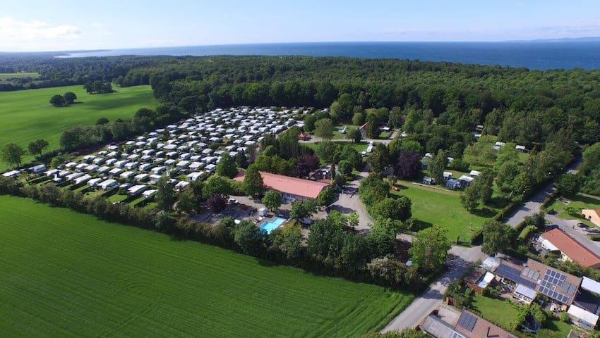 Ferielejlighed på Campingplads - Ålsgårde - Leilighet