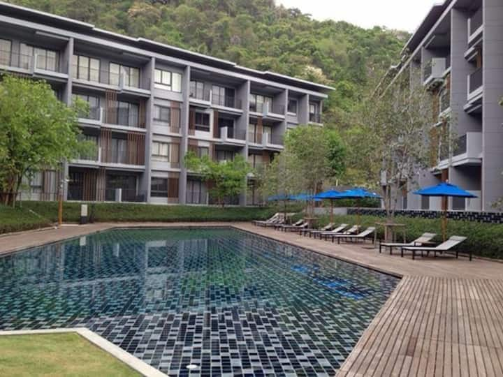 23Degree Condo-Khao Yai-Pool Access / Pak Chong