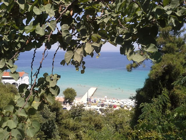 Breathtaking view in Kallithea