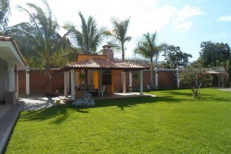 Weekend house - Ahuacatlán - Villa