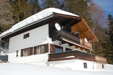 Traumhafte Lage, Haus Wilder Kaiser - Scheffau am Wilden Kaiser - House
