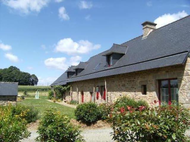chambres d'hôtes, Mt St Michel - Saint-Étienne-en-Coglès - Bed & Breakfast
