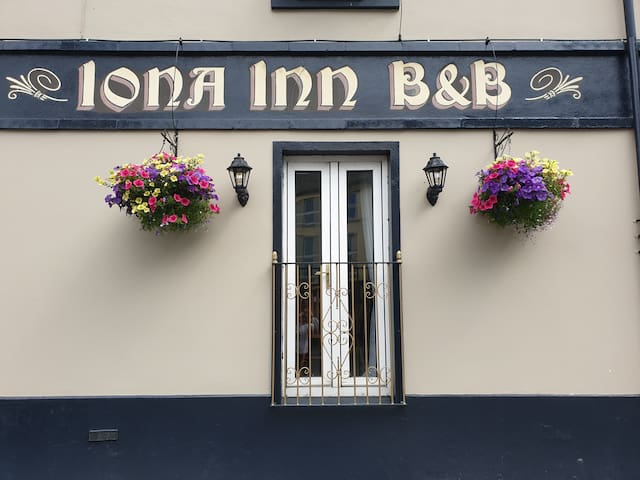 Iona Inn Bed & Breakfast (Twin Room)Breakfast incl