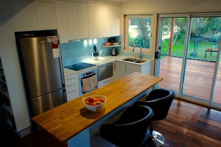 Cute Beach Cottage - Woolgoolga