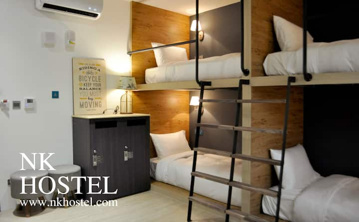 Private Buddy Room (4 beds) - Shared facilities