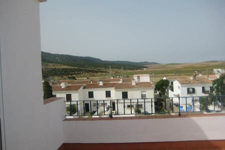 Lovely flat in the heart of Zahara - Zahara de los Atunes - Apartament
