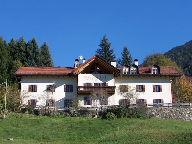 Appartamenti Bad Burgstall