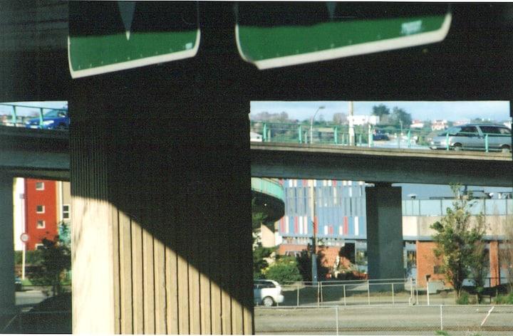 Overbridge, Jetty Street.