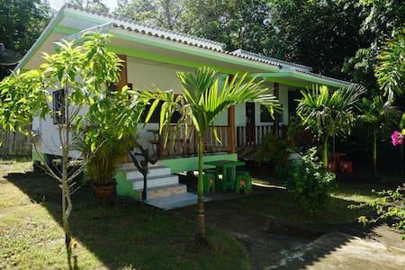 Ban Phor Koh Kood Tropical Garden Bungalow (A1)
