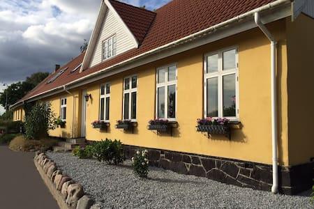 Familie- dobbelt- og enkeltværelser - Næstved