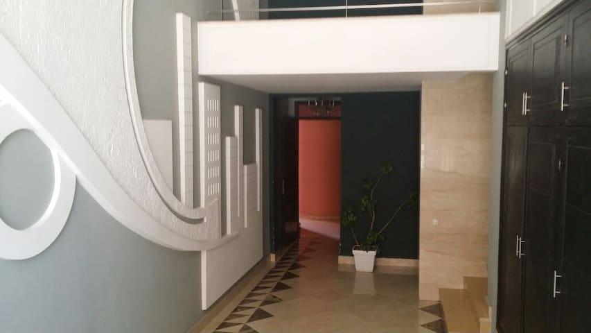 Appartement gueliz résidence La perle de marrakech