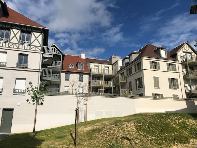 charmant appartement en plein coeur de Trouville