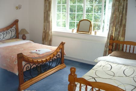 Sleeps 1 Person , Private bedroom - West Sussex