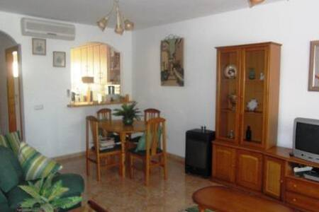 073. Duplex a 2 minutos a pie playa - Hus