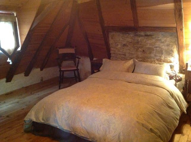 Room in 19th century home - Lascaux - Hus