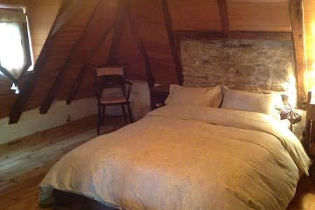 Room in 19th century home - Lascaux