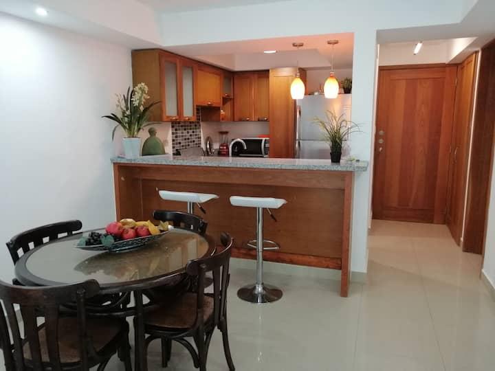 Moderno y acogedor apartamento polígono central