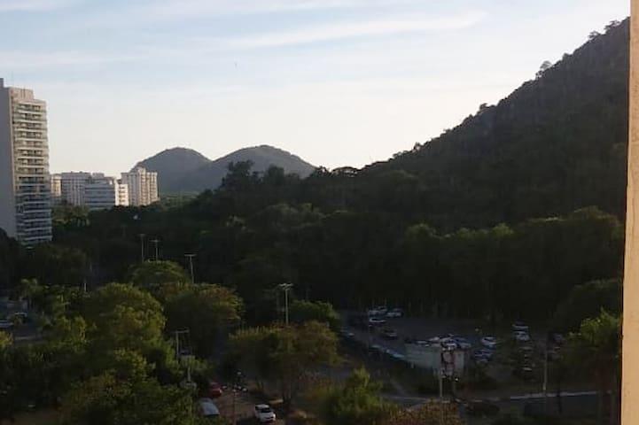 Apartamento Carioca da Gema. Apartment in Rio.