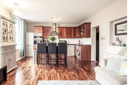 Cozy 2Bed/2Bath Flat in St. John's Wood