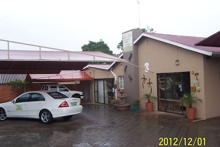 AGROS GUEST HOUSE - Kimberley