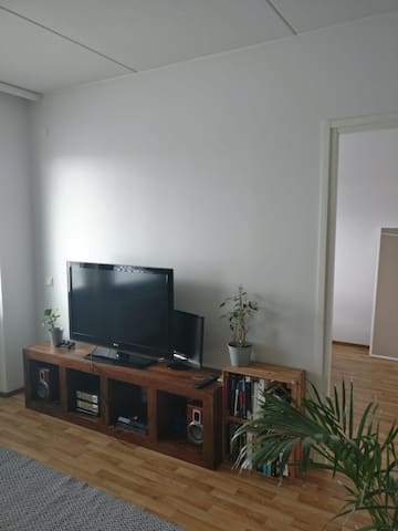 Two-room apartment in Tampere