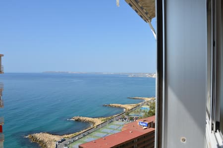 Apartment with awesome views!!