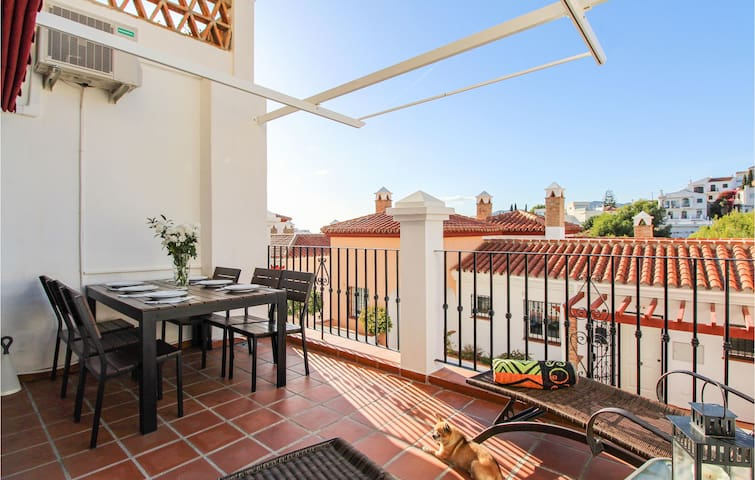 Holiday apartment with 3 bedrooms on 80m² in Nerja