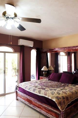 Bedroom 3 (A/C)