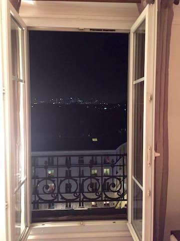 40m2, bright and quiet apartment - Boulogne-Billancourt - Apartment
