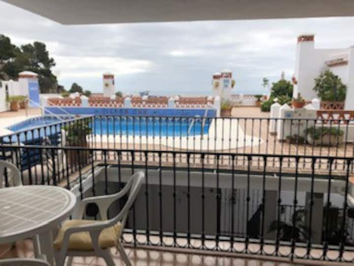 Lovely apartment in Mijas village