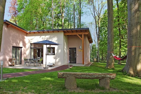 """Le bois de Robin""-Cozy 4 star house in the woods"