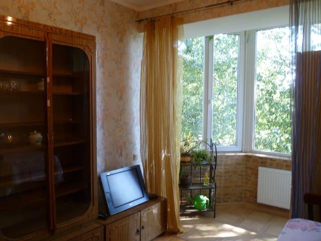 Уютная 2-х комнатная квартира с видом на парк - Pyatigorsk - Apartment