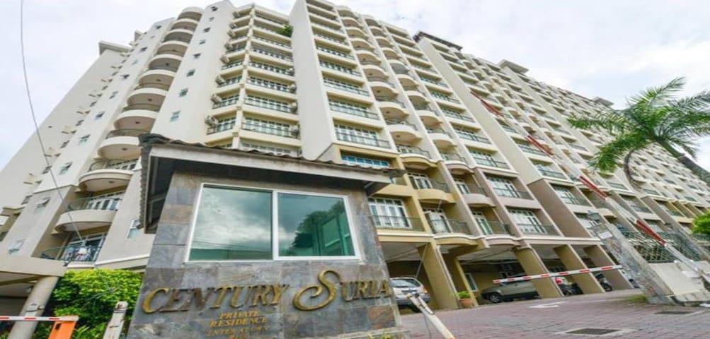 Langkawi Century Suria  (Penginapan Apartment)