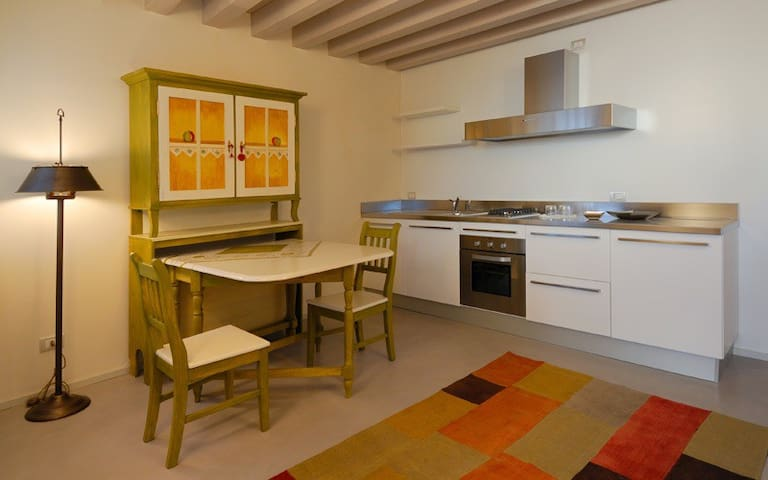Appartamenti di charme in borgo storico
