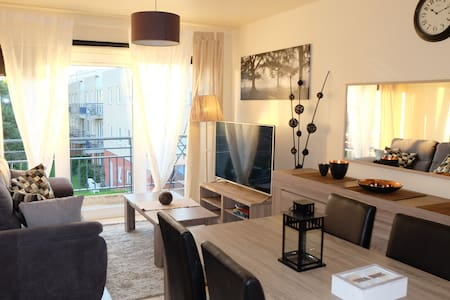 B&B cozy one bedroom apartment. - Gante - Apartamento