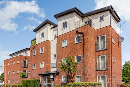 Chapel Court Apartment, Cannock.