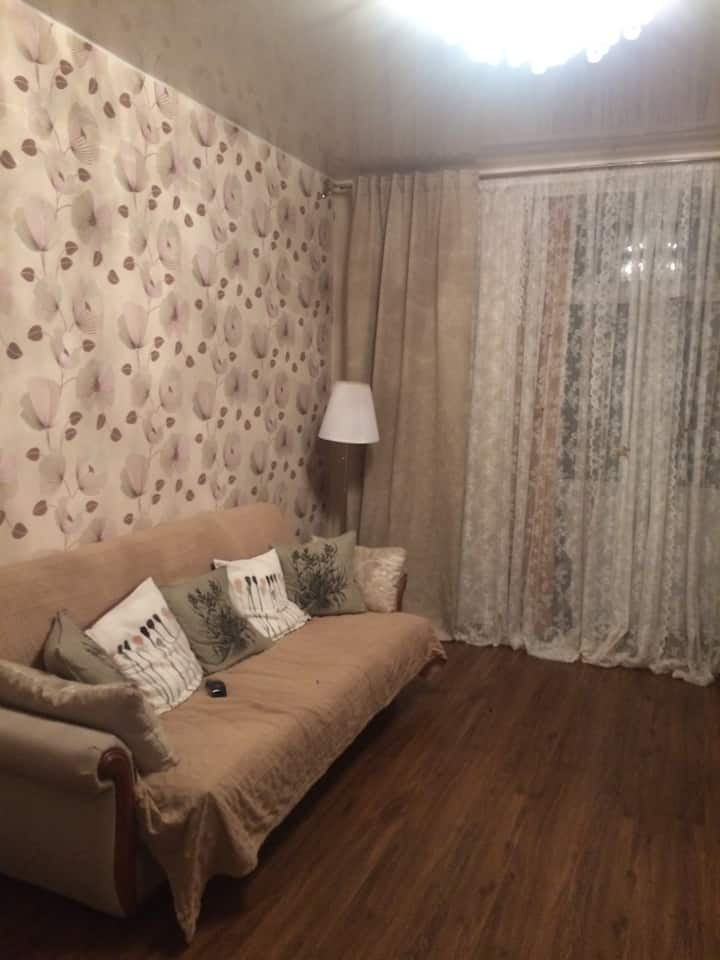 Уютная квартира  на Набережной Северной Двины