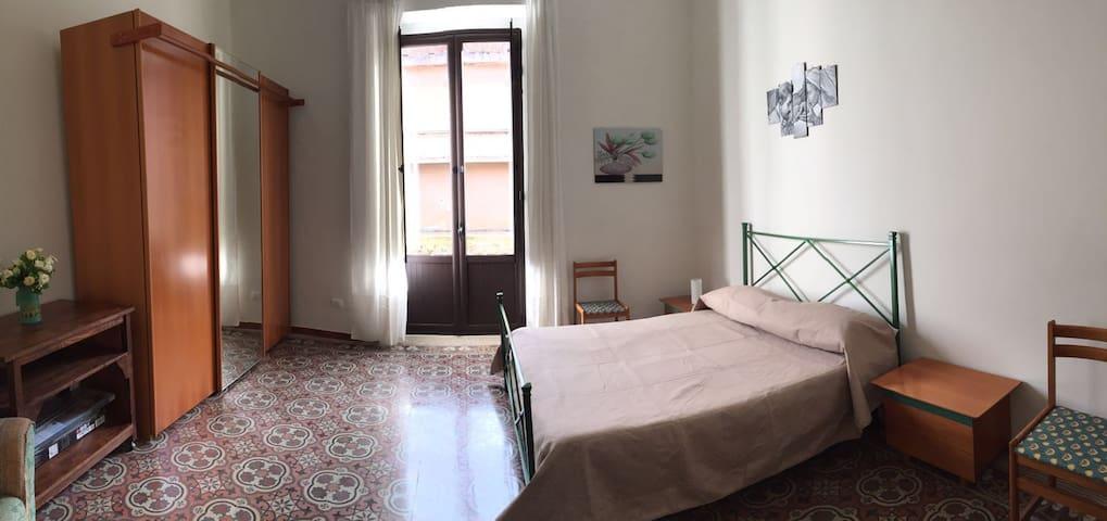 MONOCAMERA INDIPENDENTE IN CENTRO - Cosenza - Apartamento