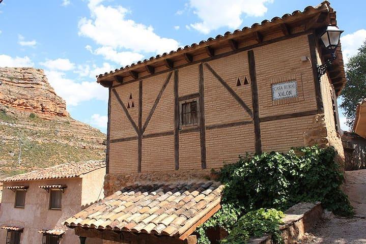 Casas Rurales Xalón, Somaén - Soría - Arcos de Jalón - Casa