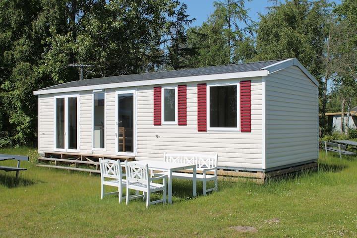 Mobilhome i Feriepark på Marielyst - Væggerløse - Haus