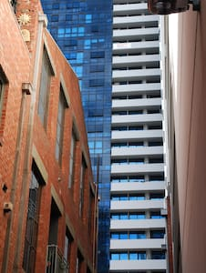 Melbourne CBD Laneway - Melbourne