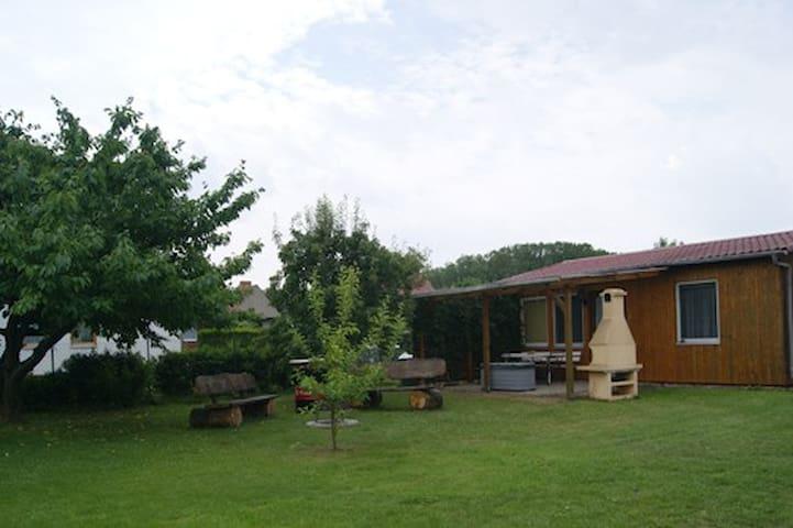 Bungalow in der Märkischen Schweiz