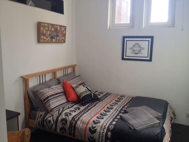 Creative, Cozy, Designer Apartment
