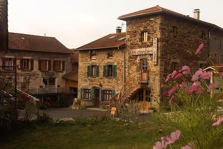 Gîte dans maison de village - Berbezit - Квартира