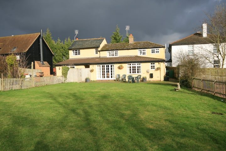 Brewery Cottage at Mead Open Farm